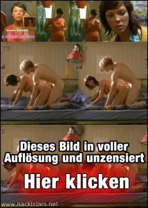 Jessica Schwarz nackt und Schwanger